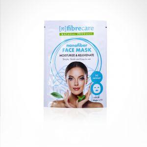 Hydratační a omlazující maska na obličej Natural