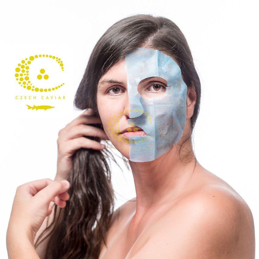 Kaviárová chytrá nano maska